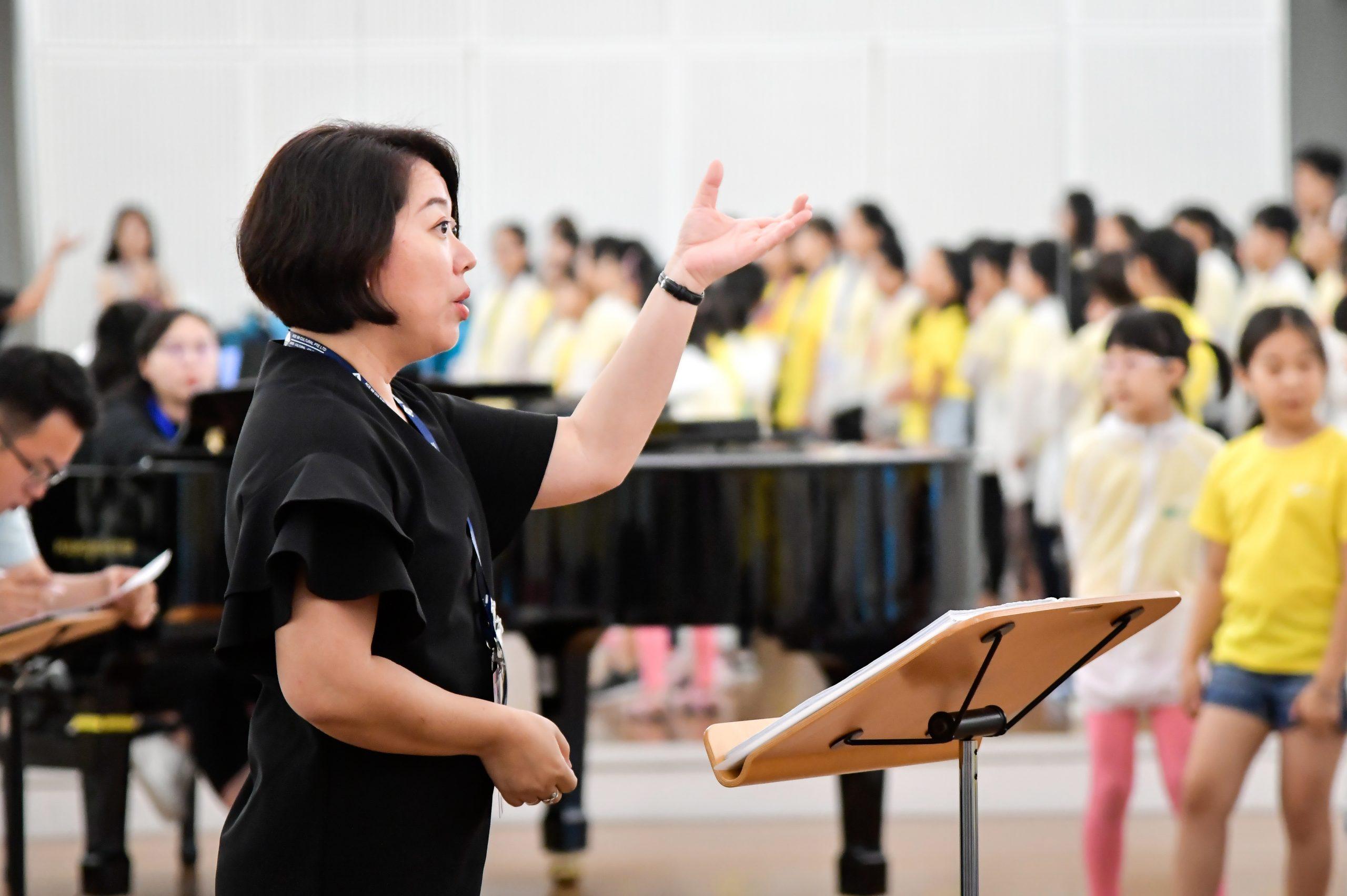 Singapore Raffles Music College.