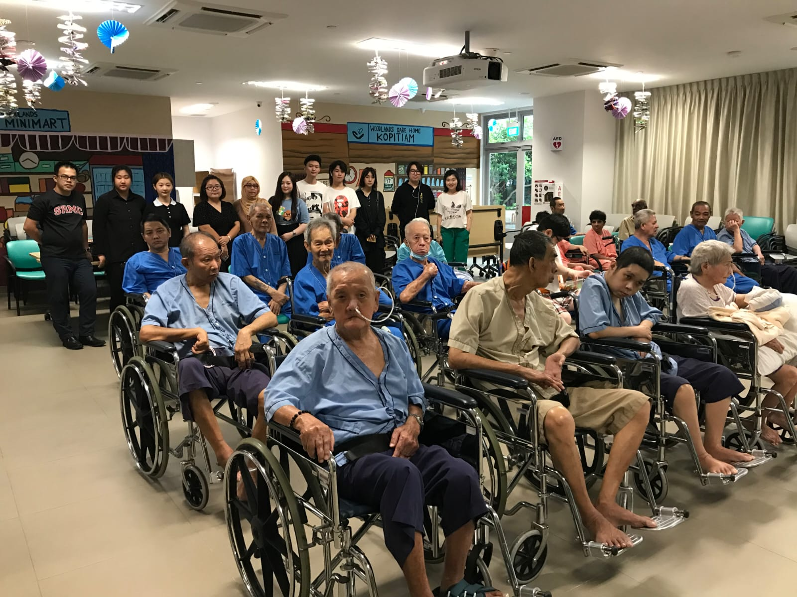 Woodlands Care Home Performance