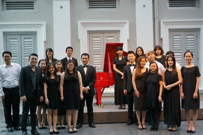 National Museum of Singapore Performance