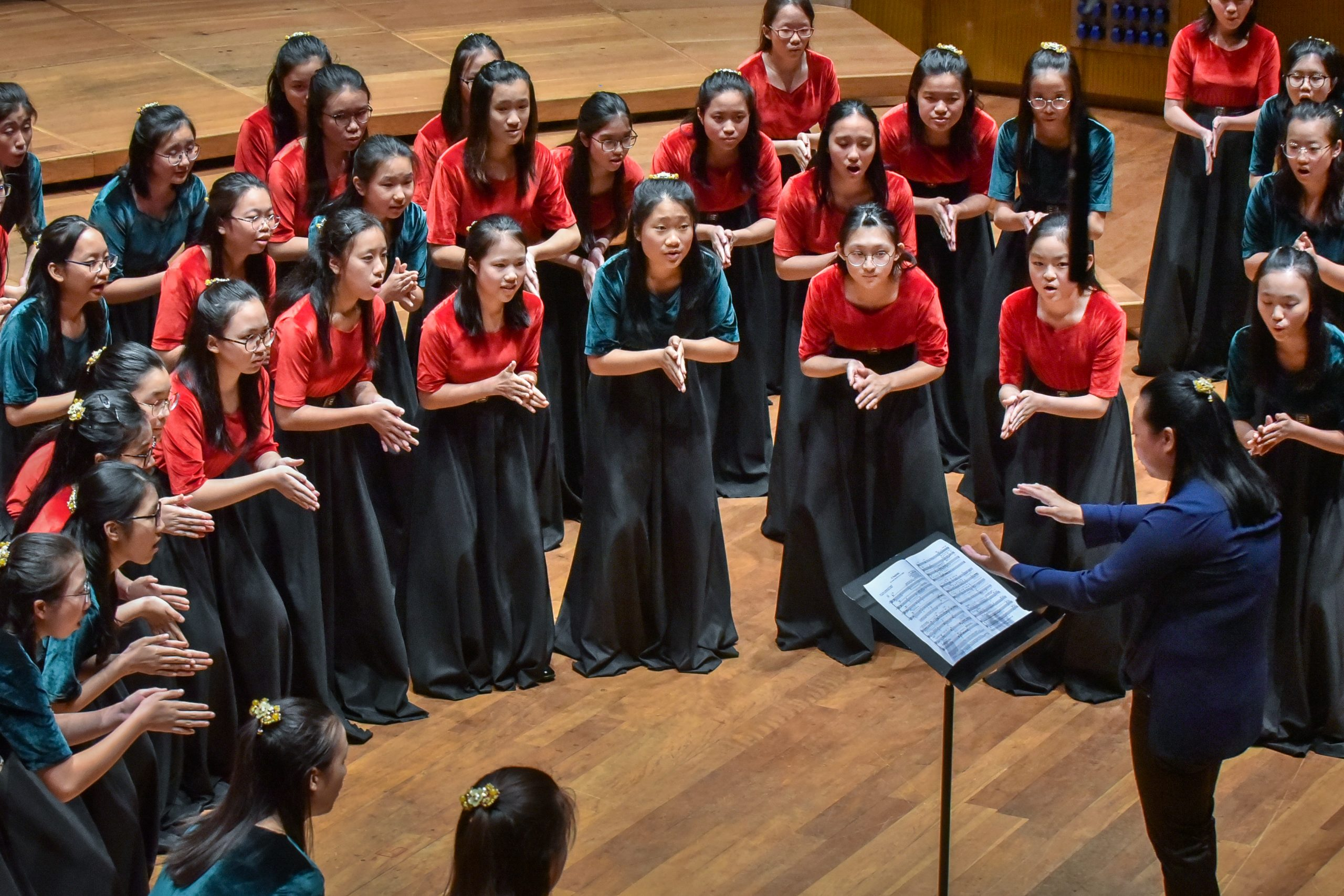 Rescheduled dates for our 13th International Choral Festival