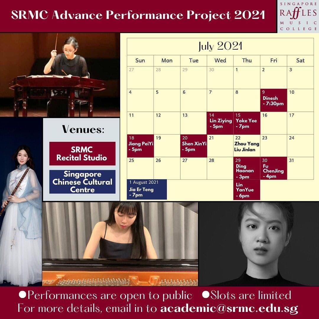 Advanced Performance Project Schedule