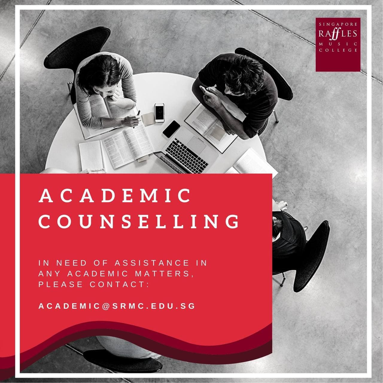 Academic Counselling or Guidance